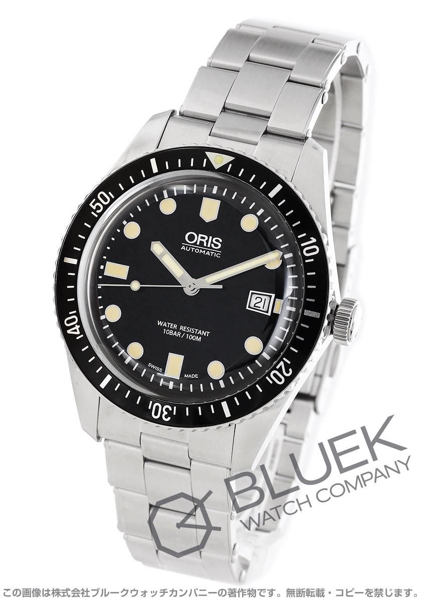 オリス ダイバーズ 65 腕時計 メンズ ORIS 733 7720 4054M