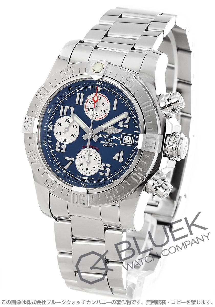 ブライトリング アベンジャーII クロノグラフ 300m防水 腕時計 メンズ BREITLING A13381111C1A1