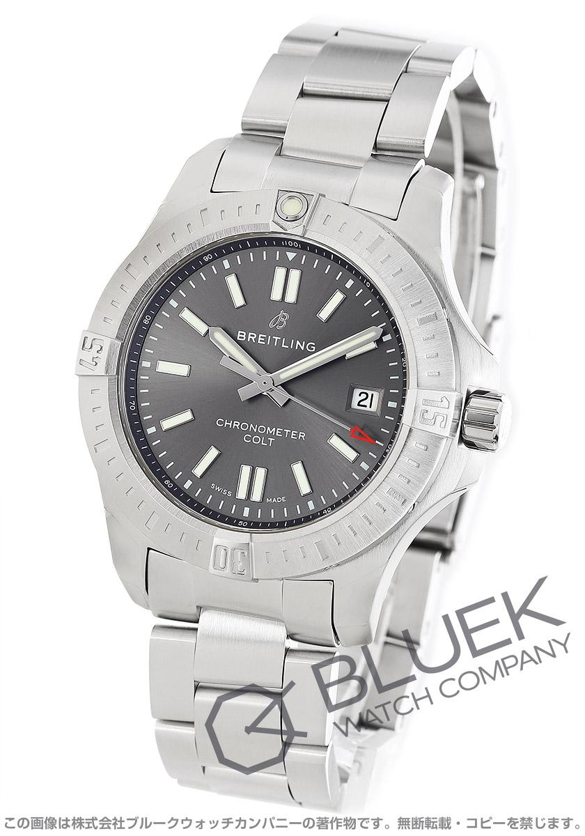 ブライトリング クロノマット コルト 腕時計 メンズ BREITLING A166F1PSS