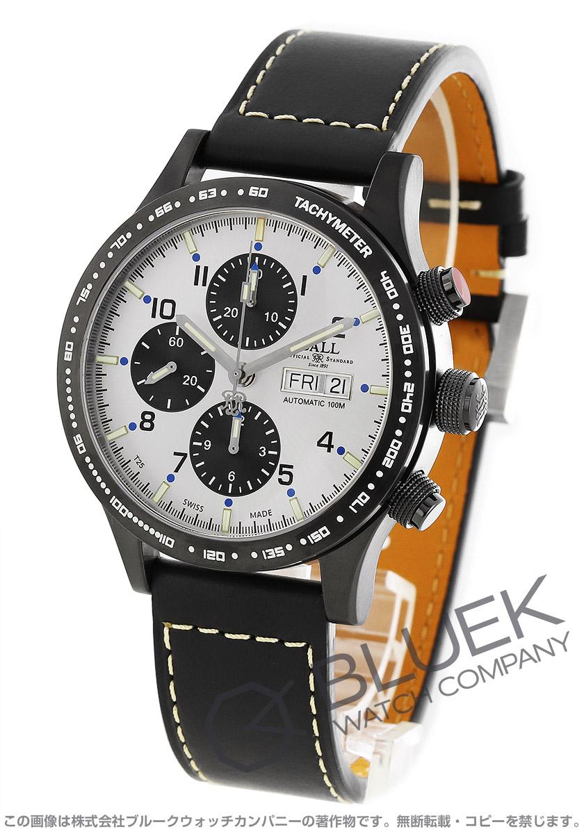 ボールウォッチ ストークマン ストームチェイサー DLC 世界限定1999本 クロノグラフ 腕時計 メンズ BALL WATCH CM2192C-L6J-SLC