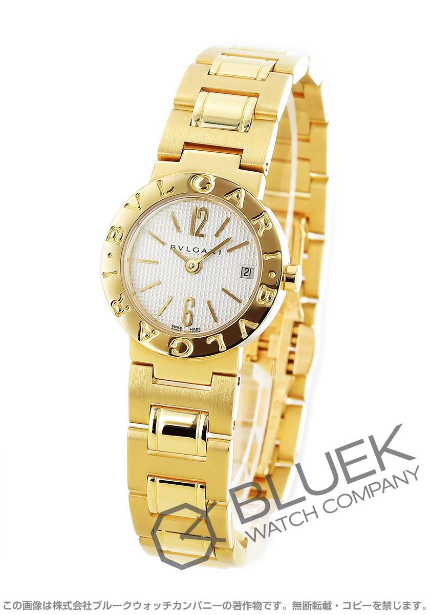 ブルガリ ブルガリブルガリ YG金無垢 腕時計 レディース BVLGARI BB23WGGD