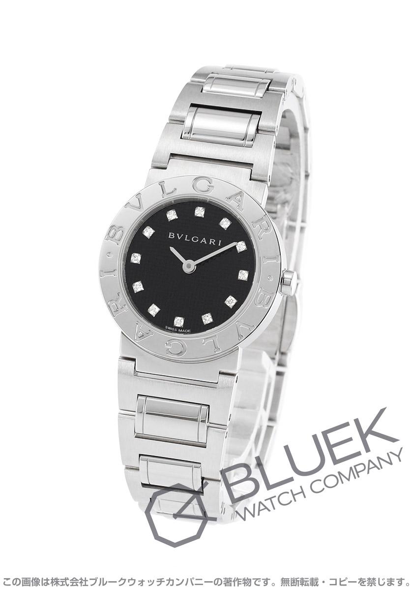 c3a4dce77c20 ブルガリ ブルガリブルガリ ダイヤ 腕時計 レディース BVLGARI BB26BSS/12
