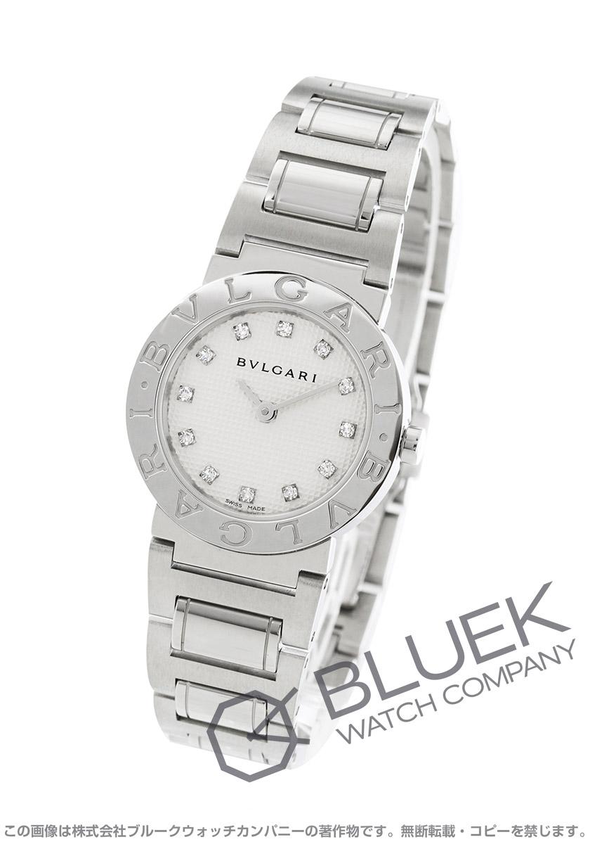 ブルガリ ブルガリブルガリ ダイヤ 腕時計 レディース BVLGARI BB26WSS/12