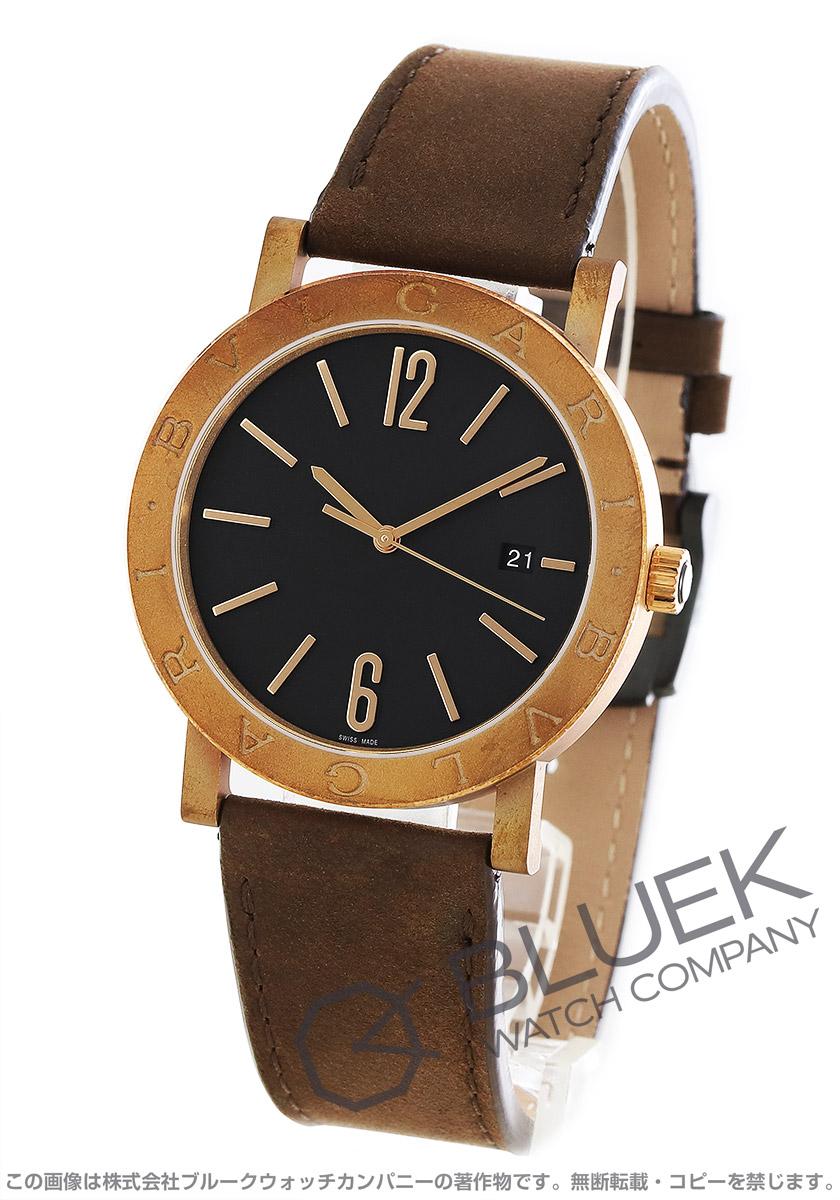 ブルガリ ブルガリブルガリ ソロテンポ 替えベルト付き 腕時計 メンズ BVLGARI BB41BBSBLD/MB