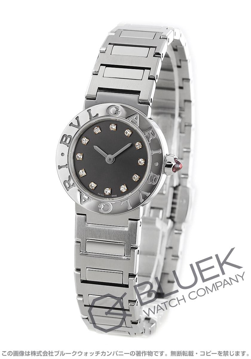 ブルガリ ブルガリブルガリ ダイヤ 腕時計 レディース BVLGARI BBL23C6SS/12