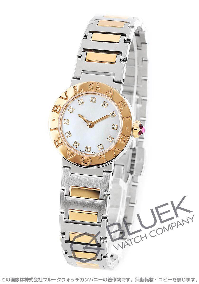 ブルガリ ブルガリブルガリ レディ ダイヤ 腕時計 レディース BVLGARI BBL23WSPG/12