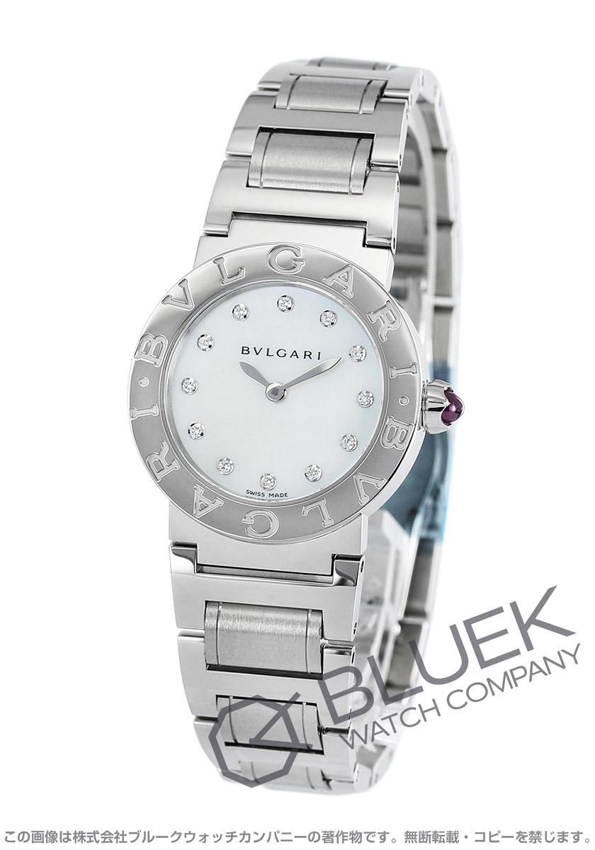ブルガリ ブルガリブルガリ ダイヤ 腕時計 レディース BVLGARI BBL26WSS/12