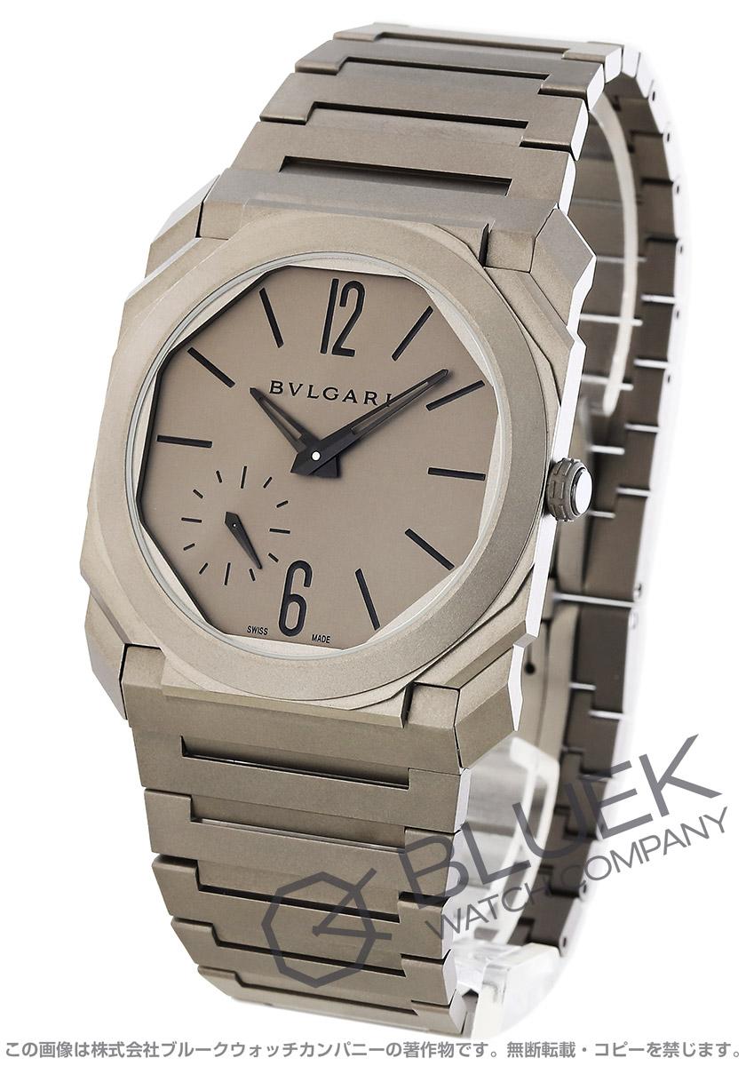 new arrival d8333 689c6 ブルガリ オクト フィニッシモ 腕時計 メンズ BVLGARI ...