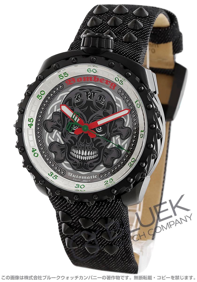 ボンバーグ ボルト68 バダス リミテッドエディション 世界限定500本 腕時計 メンズ BOMBERG BS45APBA.039-3.3