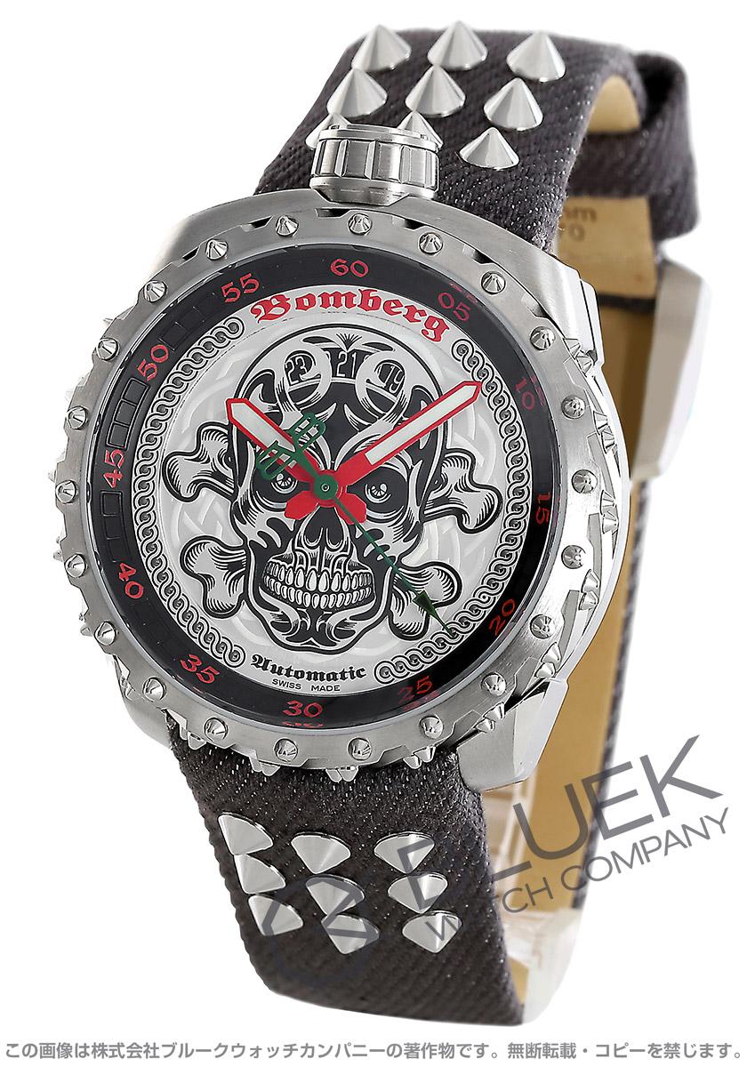 ボンバーグ ボルト68 バダス リミテッドエディション 世界限定500本 腕時計 メンズ BOMBERG BS45ASS.039-4.3