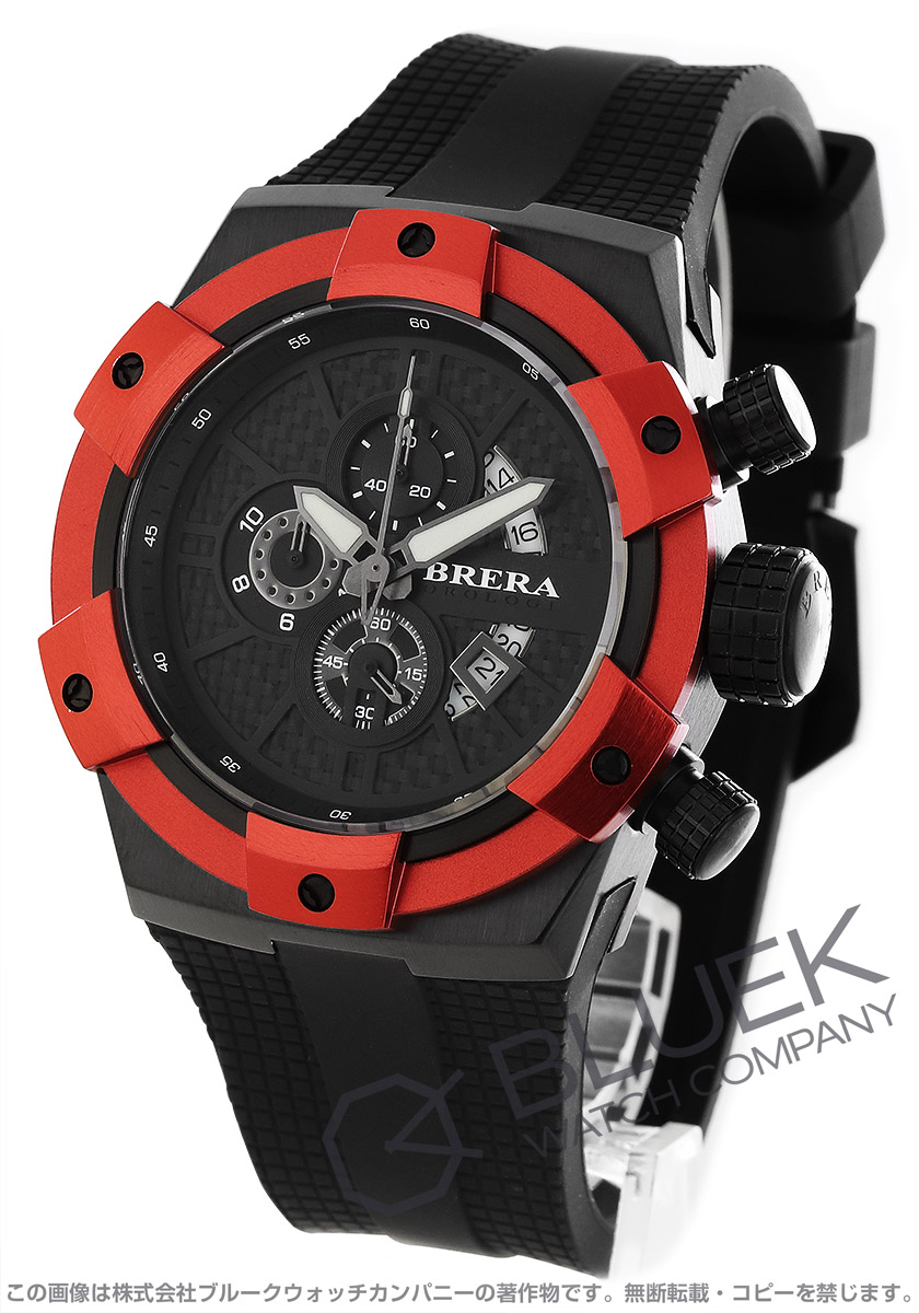 ブレラ スーパー スポルティーボ クロノグラフ 腕時計 メンズ BRERA BRSSC4903A