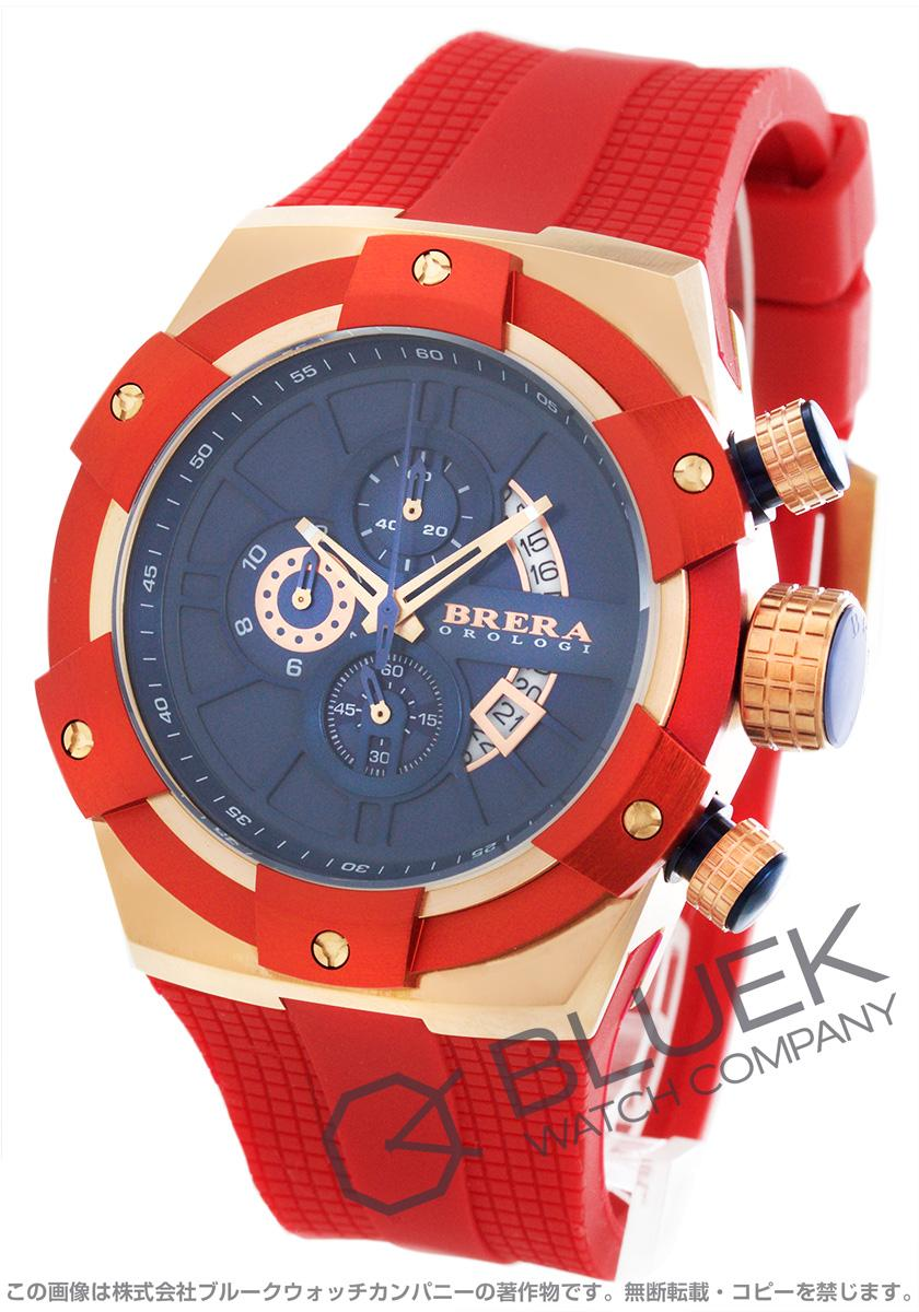 ブレラ スーパー スポルティーボ クロノグラフ 腕時計 メンズ BRERA BRSSC4910F