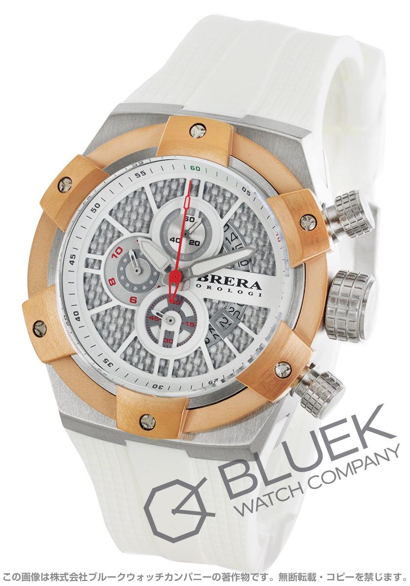ブレラ スーパー スポルティーボ クロノグラフ 腕時計 メンズ BRERA BRSSC4921B