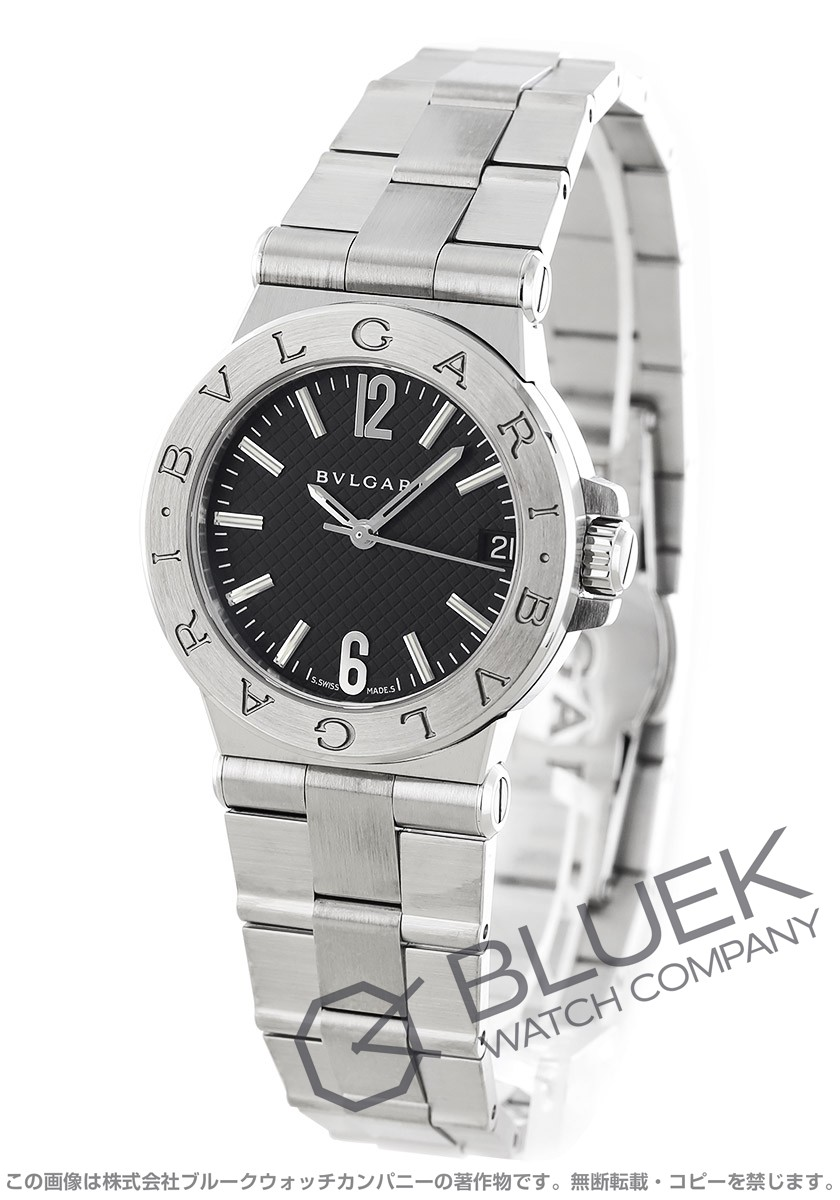 ブルガリ ディアゴノ 腕時計 レディース BVLGARI DG29BSSD