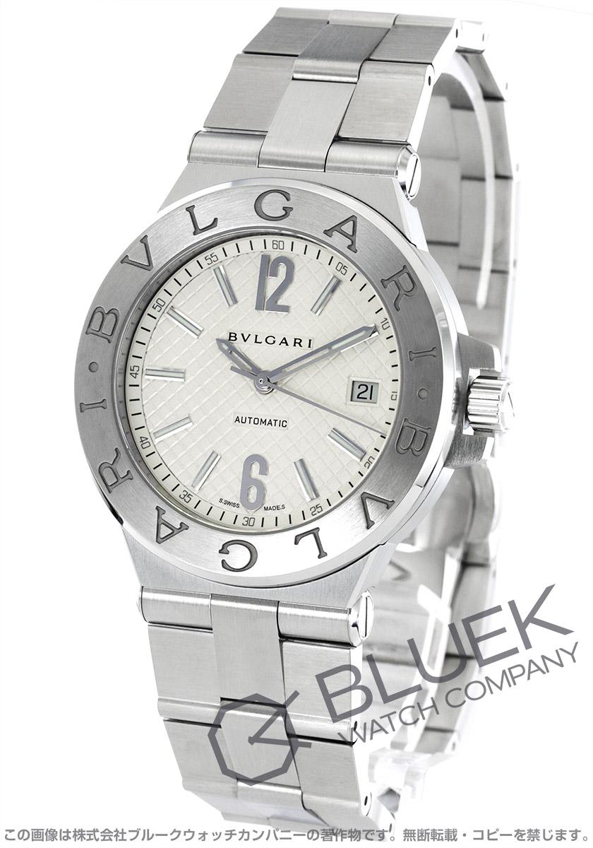 on sale d7955 fc66a ブルガリ ディアゴノ 腕時計 メンズ BVLGARI DG40C6SSD_8 ...