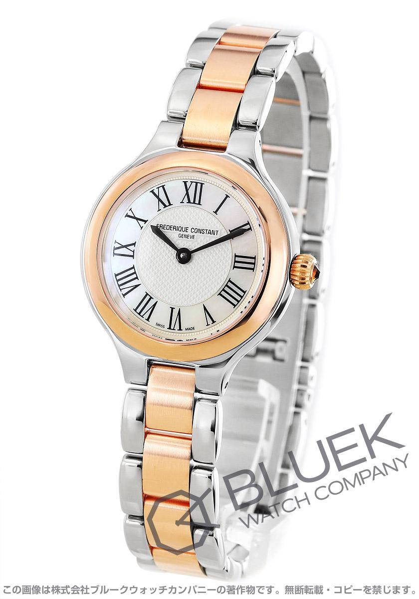 フレデリックコンスタント クラシック ディライト 腕時計 レディース FREDERIQUE CONSTANT 200M1ER32B