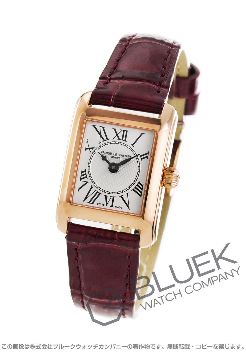 フレデリックコンスタント クラシック カレ 腕時計 レディース FREDERIQUE CONSTANT 200MC14
