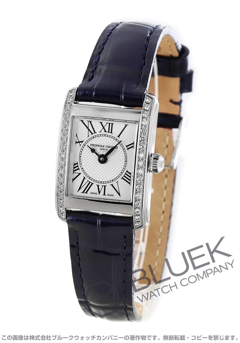 フレデリックコンスタント クラシック カレ ダイヤ 腕時計 レディース FREDERIQUE CONSTANT 200MCD16