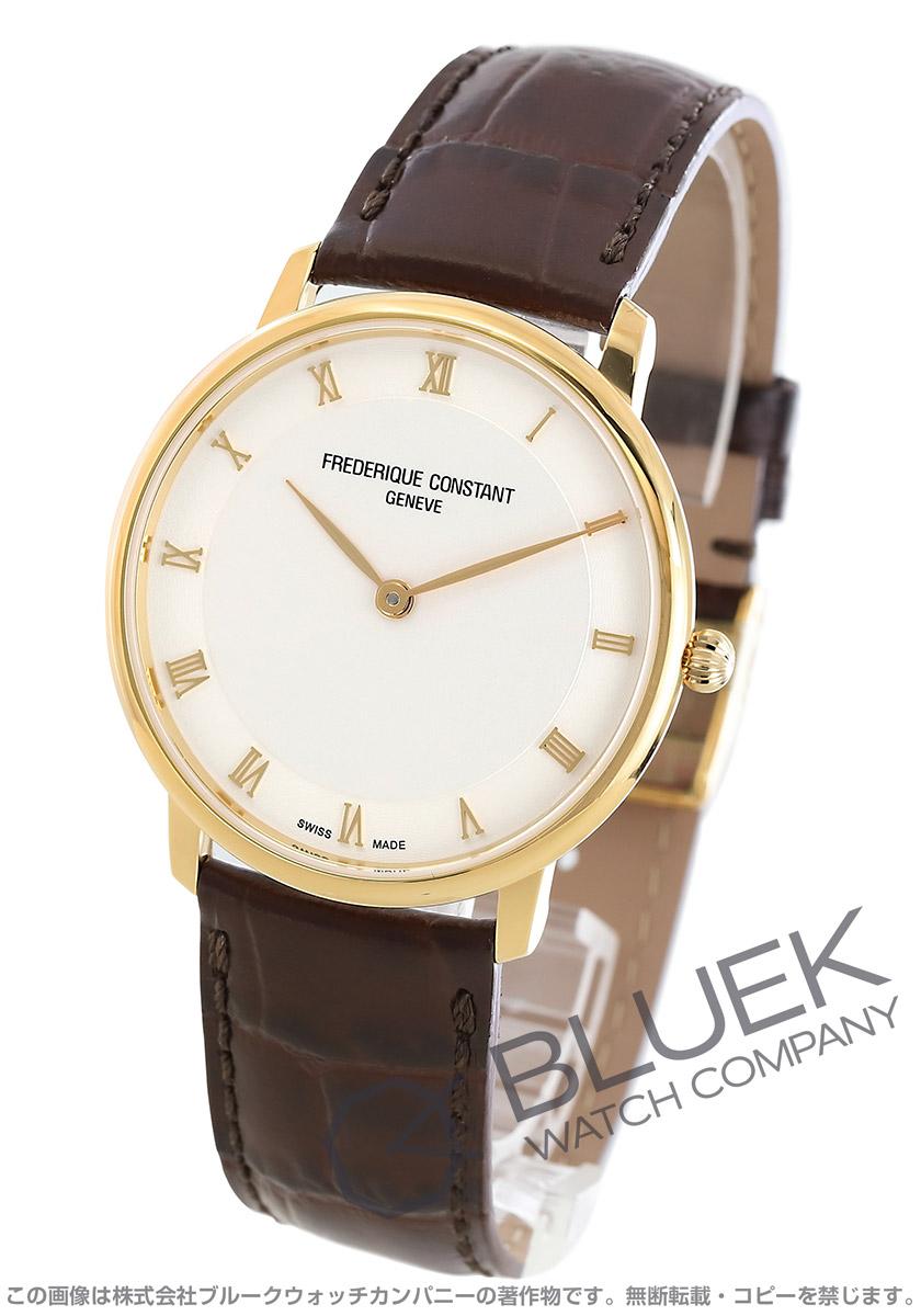 フレデリックコンスタント スリムライン 腕時計 メンズ FREDERIQUE CONSTANT 200RS5S35