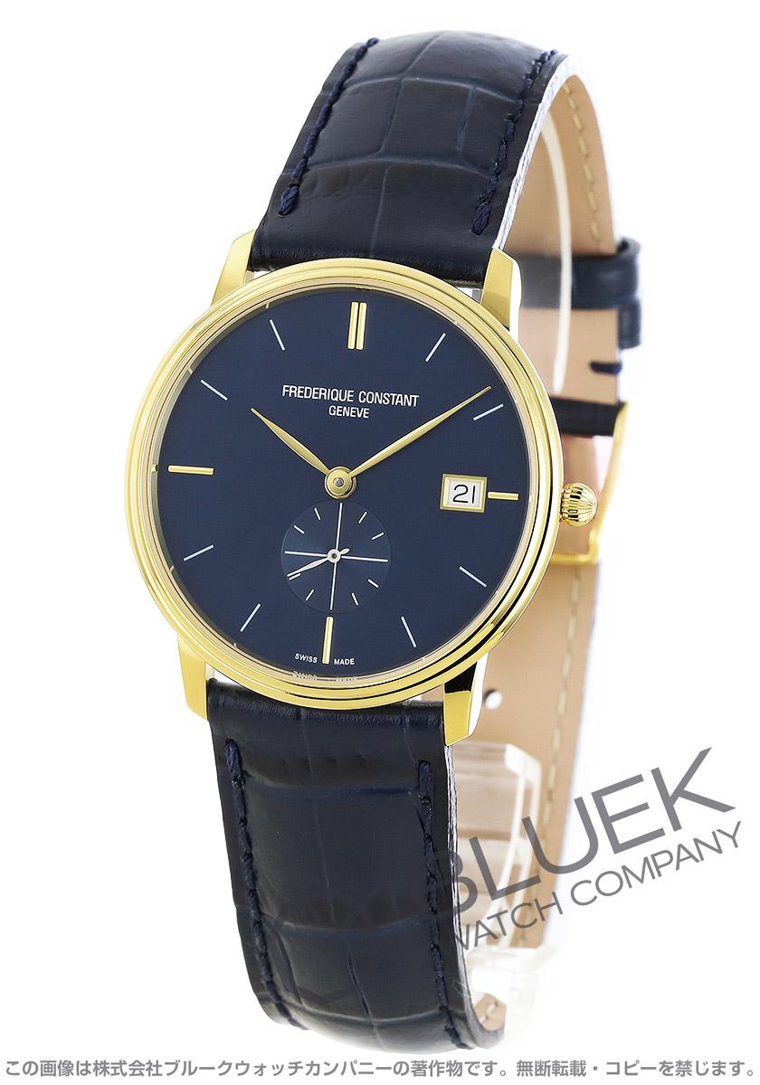 フレデリックコンスタント スリムライン 腕時計 メンズ FREDERIQUE CONSTANT 245N4S5