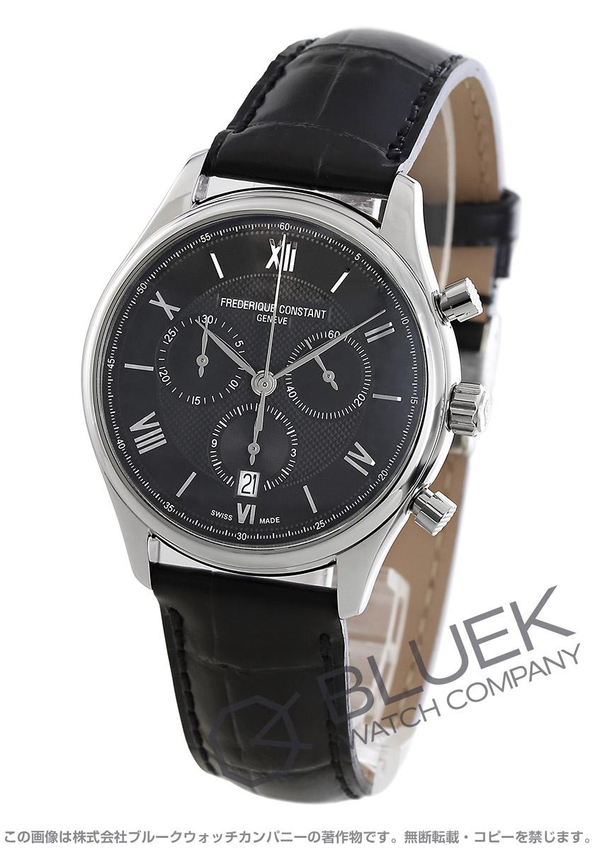 フレデリックコンスタント クラシック クロノグラフ 腕時計 メンズ FREDERIQUE CONSTANT 292MB5B6