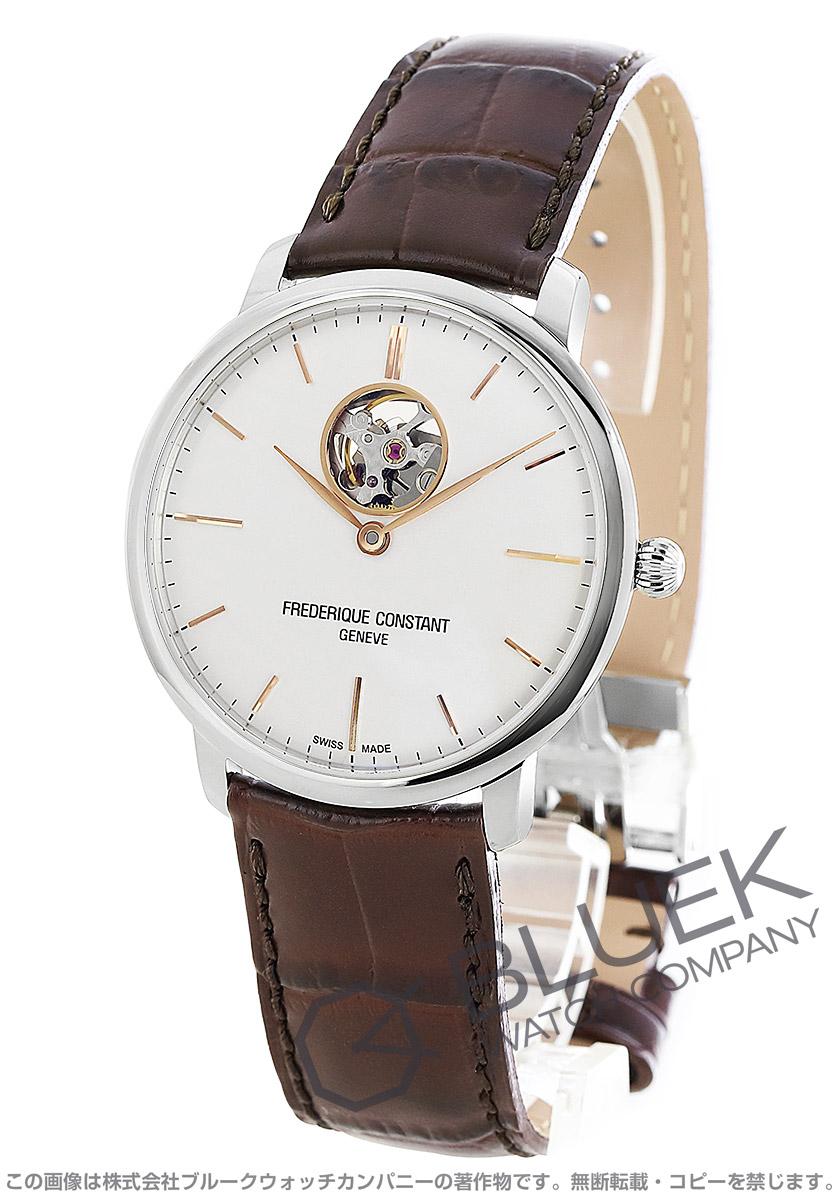 フレデリックコンスタント クラシック ハートビート 腕時計 メンズ FREDERIQUE CONSTANT 312V4S6