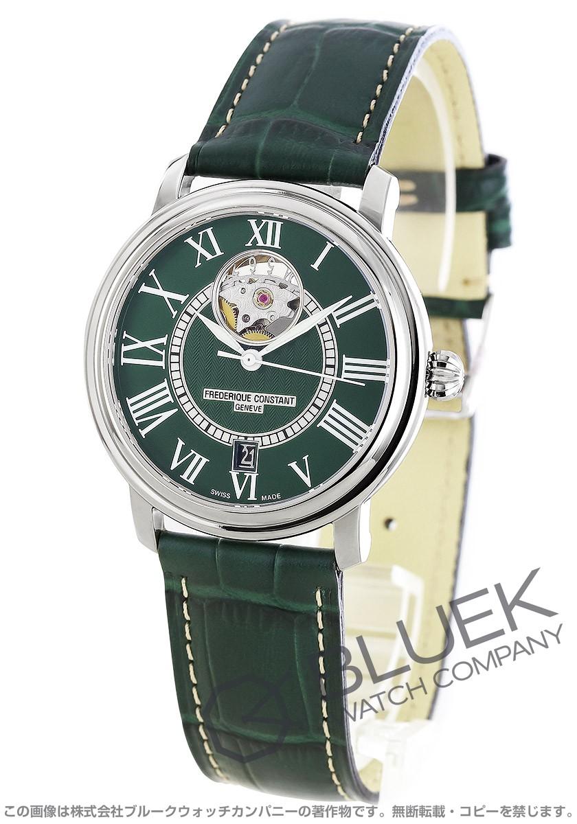 フレデリックコンスタント クラシック ハートビート 世界限定500本 腕時計 メンズ FREDERIQUE CONSTANT 315DGS3P6