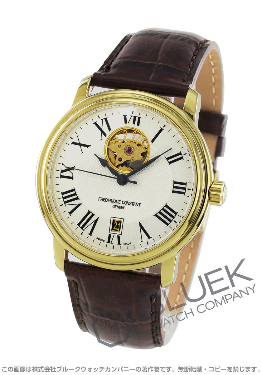 フレデリックコンスタント クラシック ハートビート 腕時計 メンズ FREDERIQUE CONSTANT 315M4P5