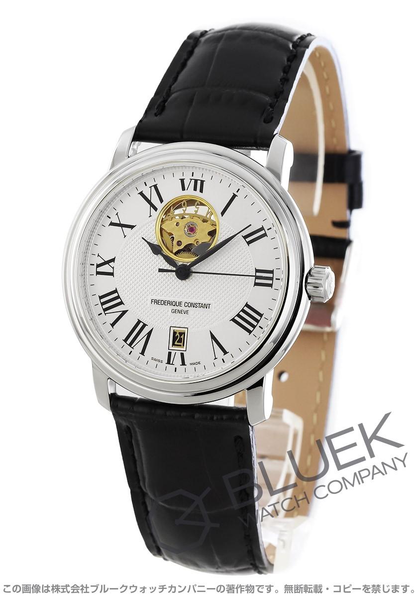 フレデリックコンスタント クラシック ハートビート 腕時計 メンズ FREDERIQUE CONSTANT 315M4P6