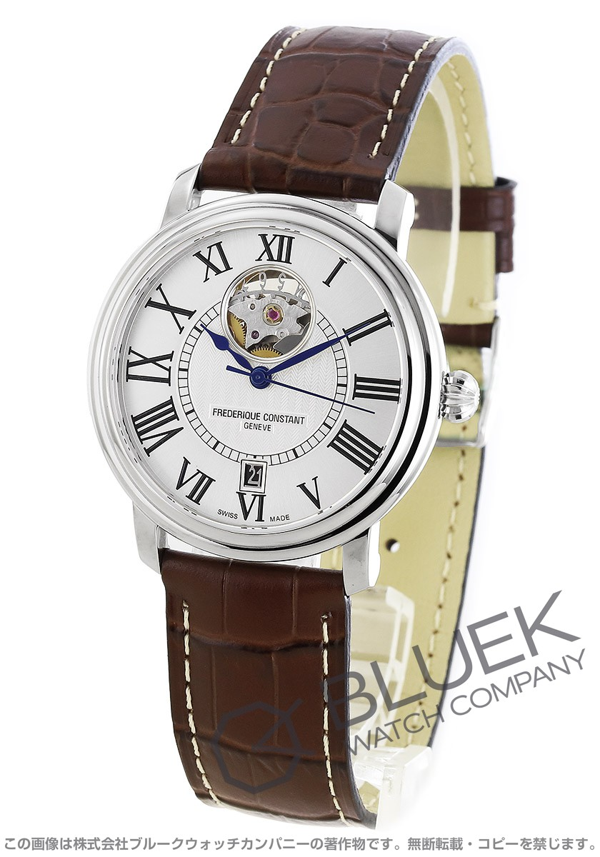 フレデリックコンスタント クラシック ハートビート 腕時計 メンズ FREDERIQUE CONSTANT 315MS3P6