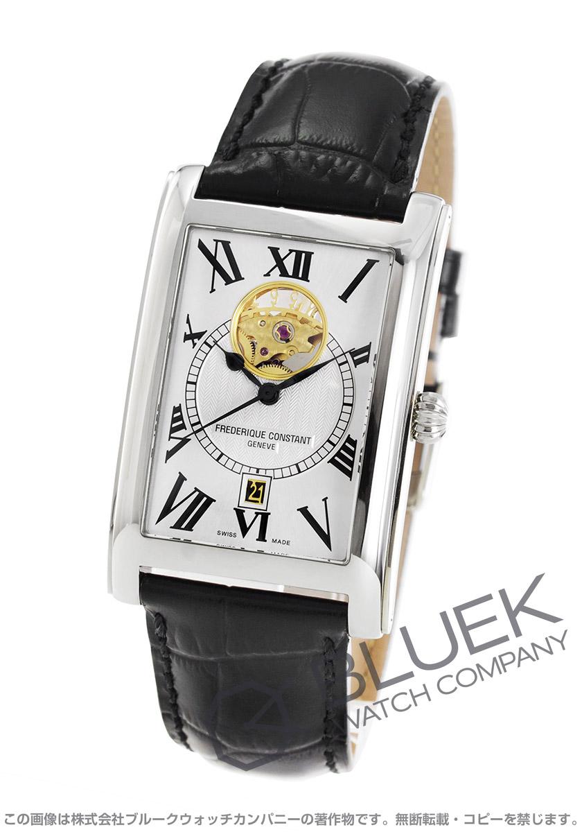 フレデリックコンスタント FREDERIQUE CONSTANT 腕時計 クラシック カレ ハートビート メンズ 315MS4C26
