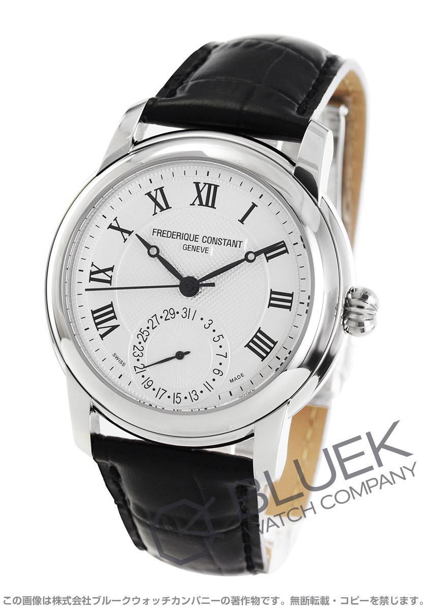 フレデリックコンスタント FREDERIQUE CONSTANT 腕時計 マニュファクチュール クラシック メンズ 710MC4H6