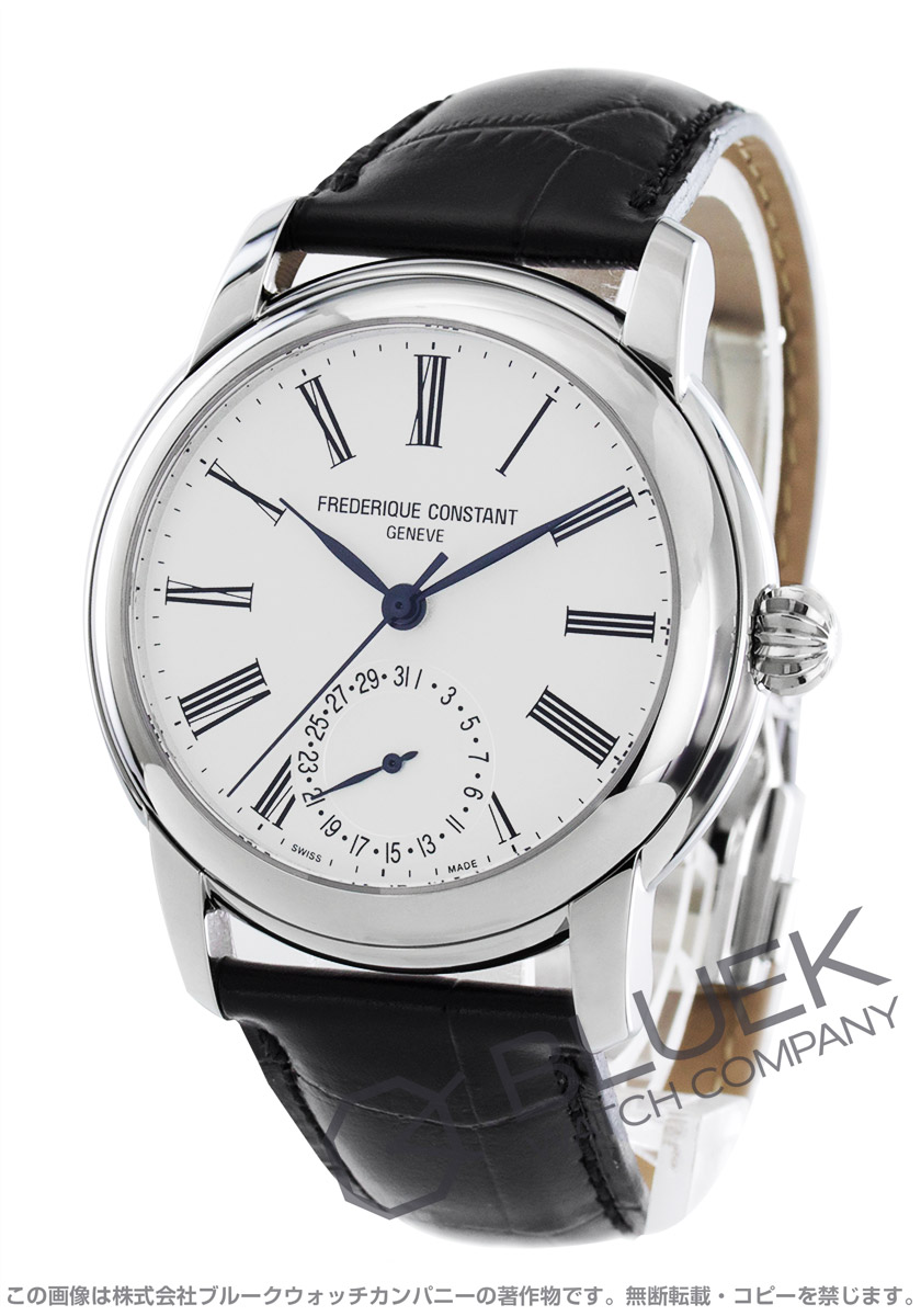 フレデリックコンスタント マニュファクチュール クラシック 腕時計 メンズ FREDERIQUE CONSTANT 710MS4H6国内最大級の品揃えと魅力的な価格