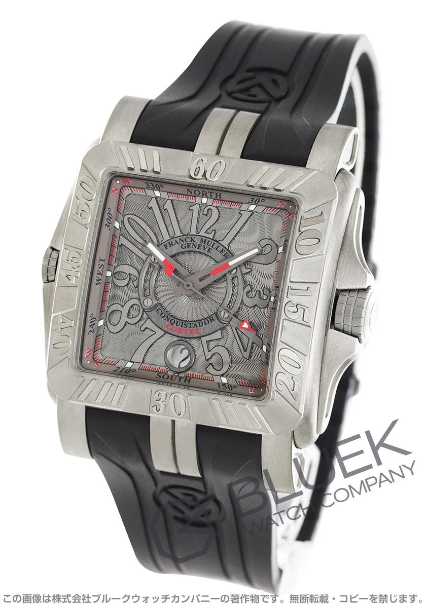 フランクミュラー コンキスタドール コルテス グランプリ 腕時計 メンズ FRANCK MULLER 10800SC DT GPG TT TT