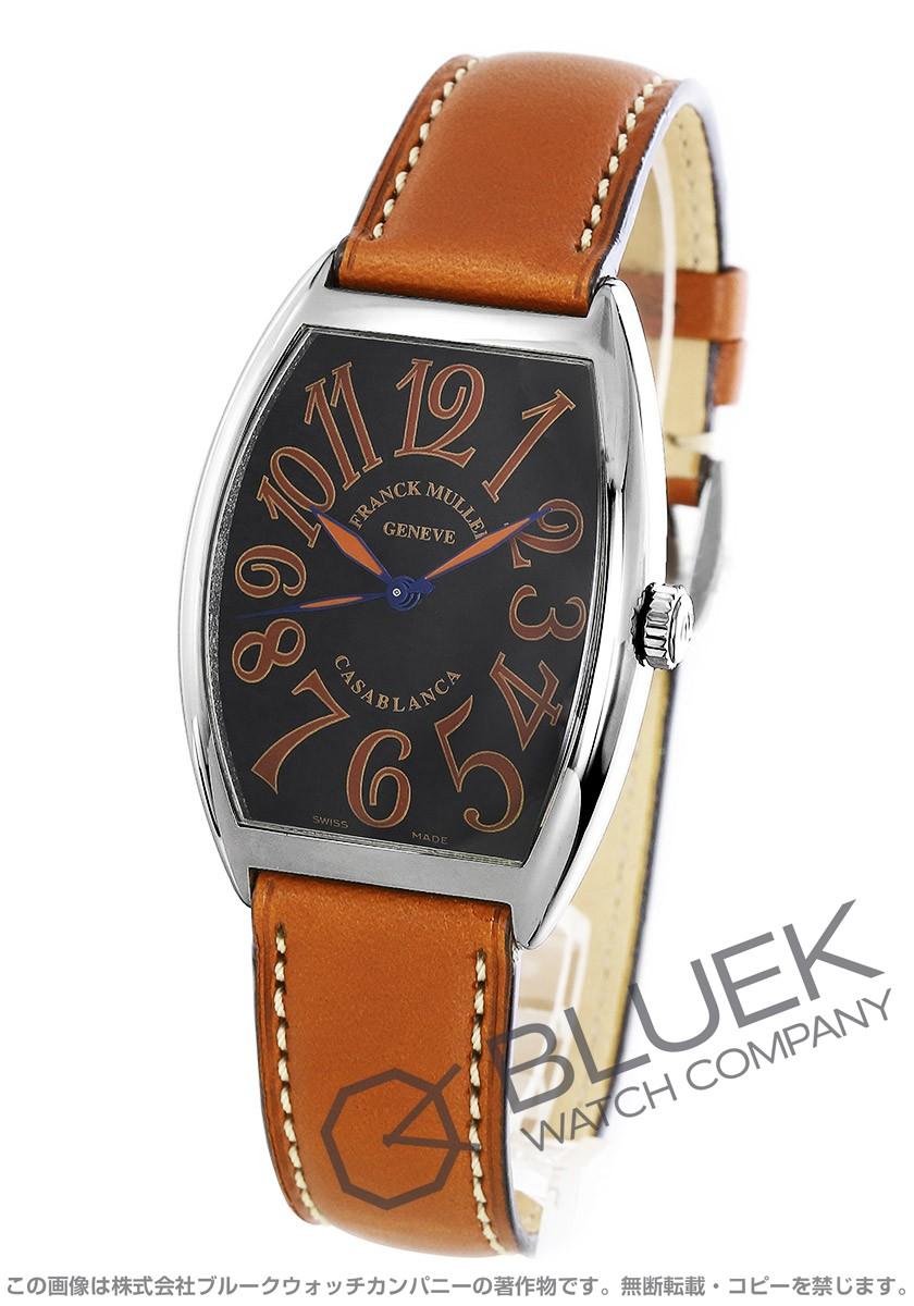 フランクミュラー カサブランカ サハラ 腕時計 メンズ FRANCK MULLER 6850 B C SHR[FM6850SCCASSBKLZBR]
