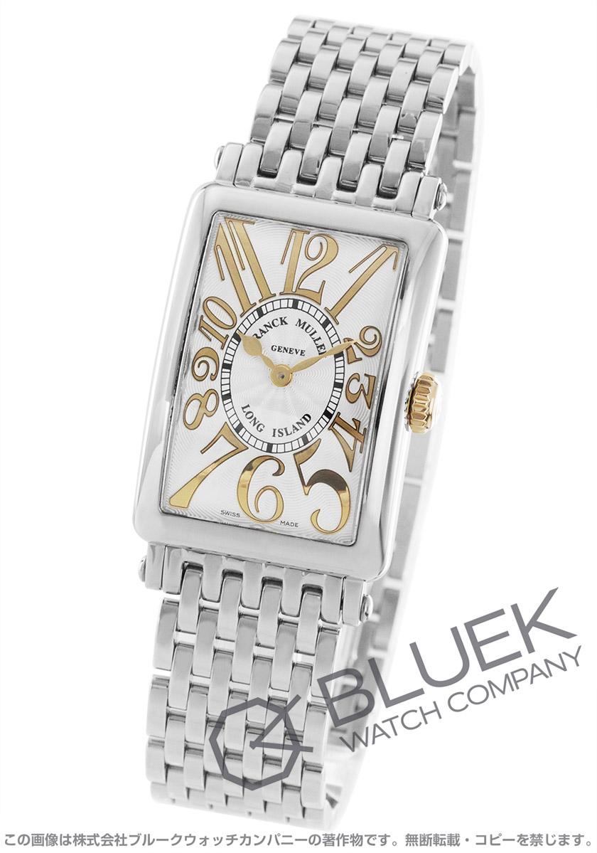 フランクミュラー ロングアイランド レリーフ 腕時計 レディース FRANCK MULLER 902 QZ REL ST G