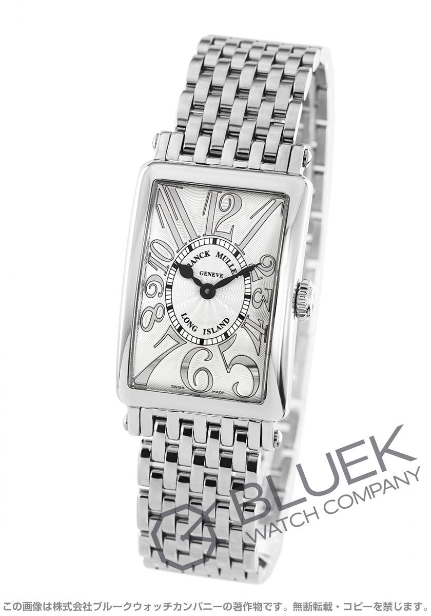 フランクミュラー FRANCK MULLER 腕時計 ロングアイランド レリーフ レディース 902 QZ REL