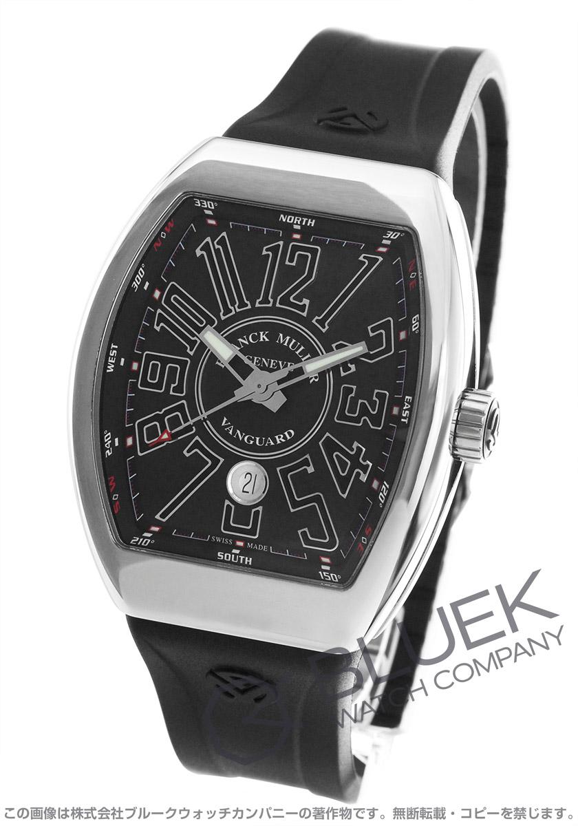 フランクミュラー ヴァンガード 腕時計 メンズ FRANCK MULLER V 45 SC DT AC NR