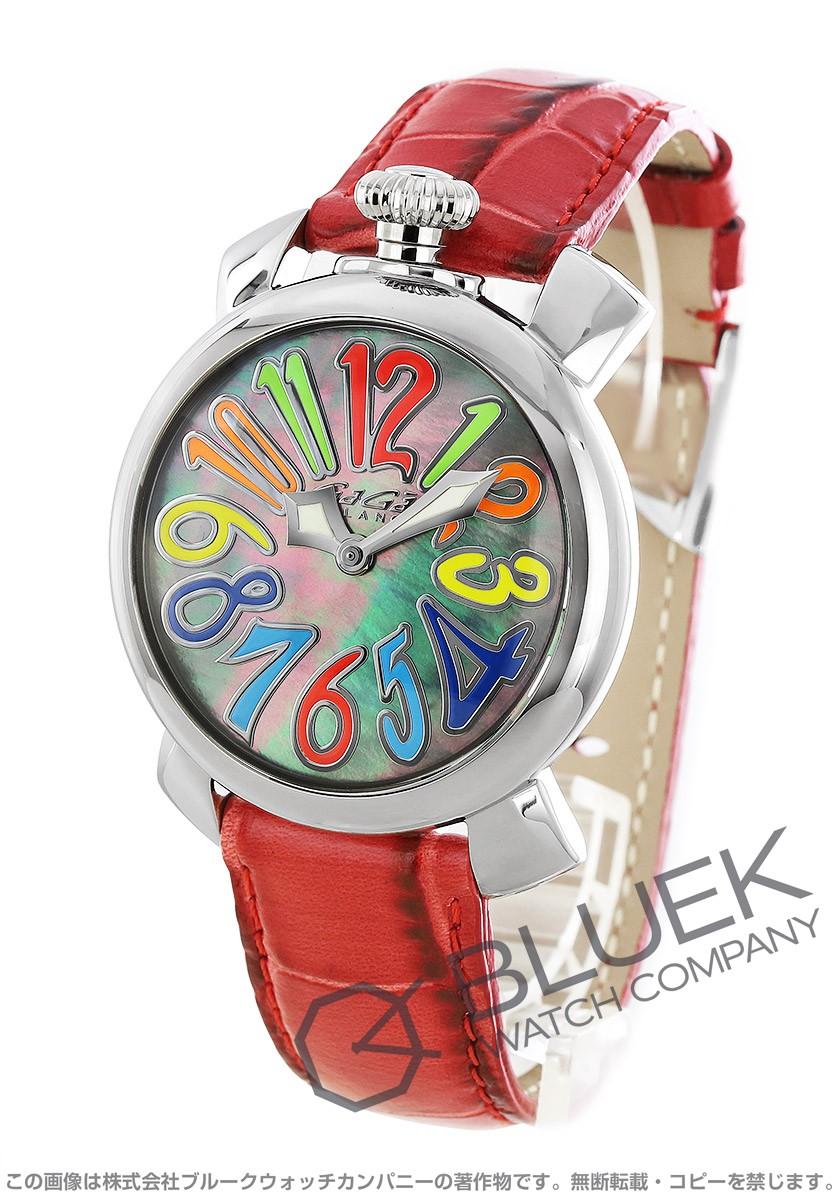 ガガミラノ マヌアーレ40MM 腕時計 ユニセックス GaGa MILANO 5020.2