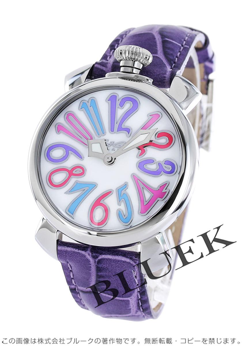 ガガミラノ マヌアーレ40MM 腕時計 ユニセックス GaGa MILANO 5020.7