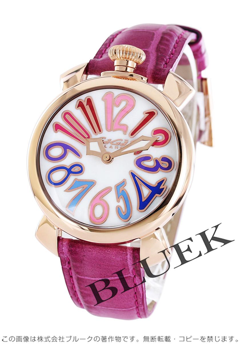 cheap for discount d5819 8d972 ガガミラノ マヌアーレ40MM 腕時計 ユニセックス GaGa MILANO 5021.1