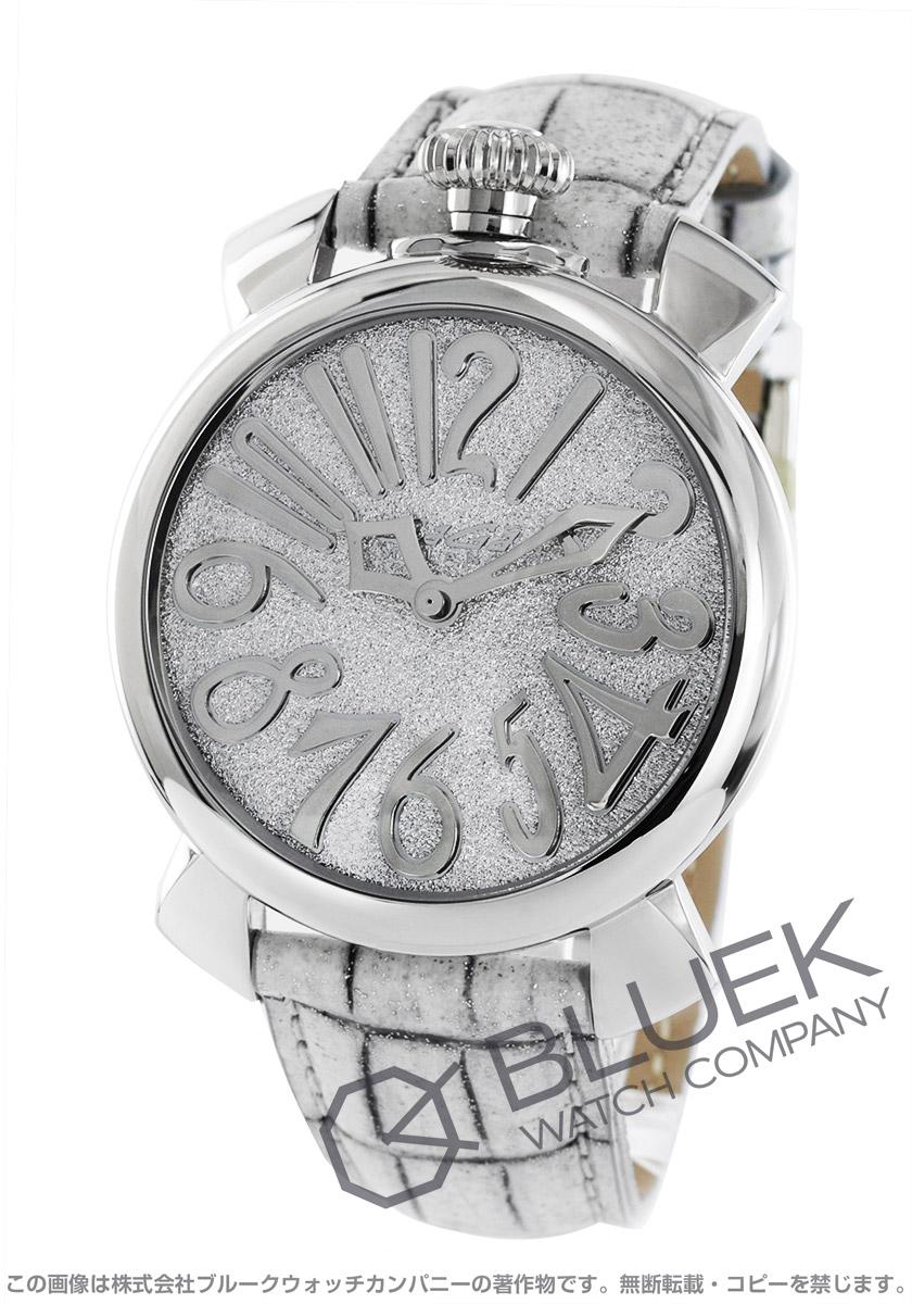ガガミラノ マヌアーレ40MM スターダスト 腕時計 ユニセックス GaGa MILANO 5220.02