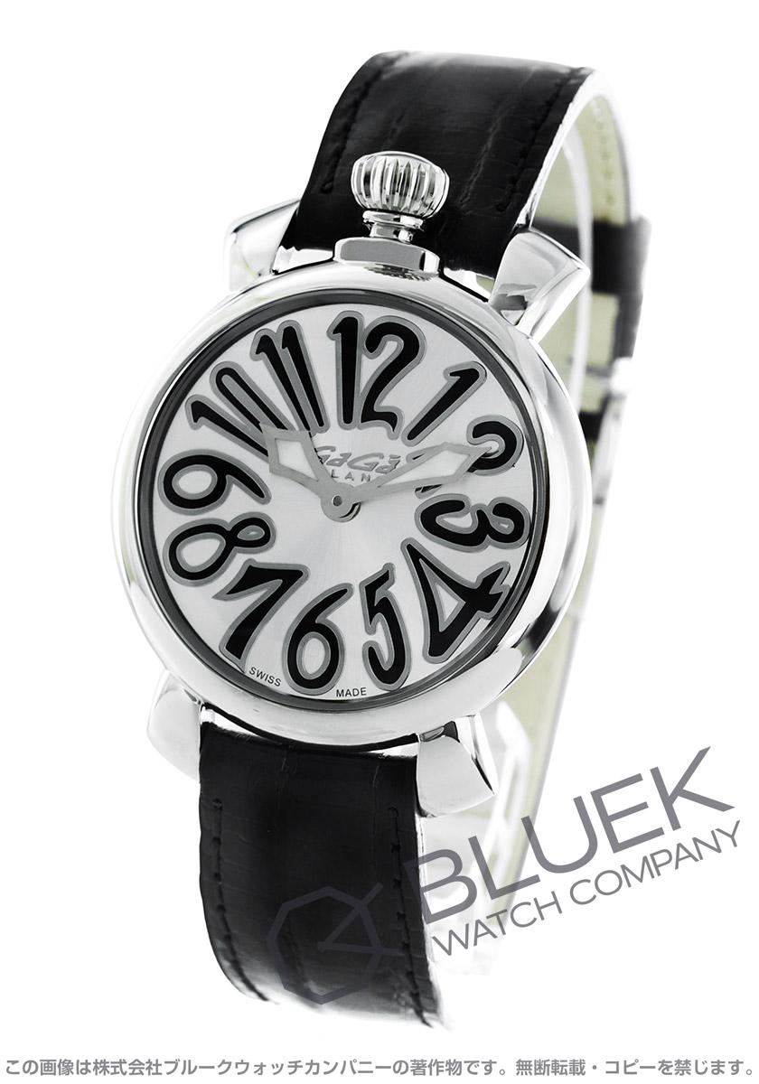 best service 7ad9e 7f72c ガガミラノ マヌアーレ35MM 腕時計 レディース GaGa MILANO 6020.02LT