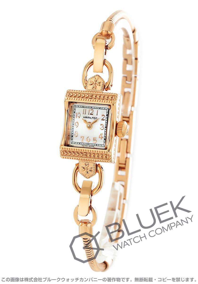 ハミルトン ヴィンテージ 腕時計 レディース HAMILTON H31241113