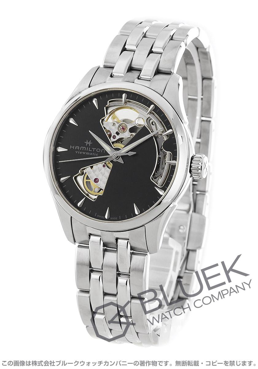 ハミルトン ジャズマスター オープンハート 腕時計 ユニセックス HAMILTON H32215130