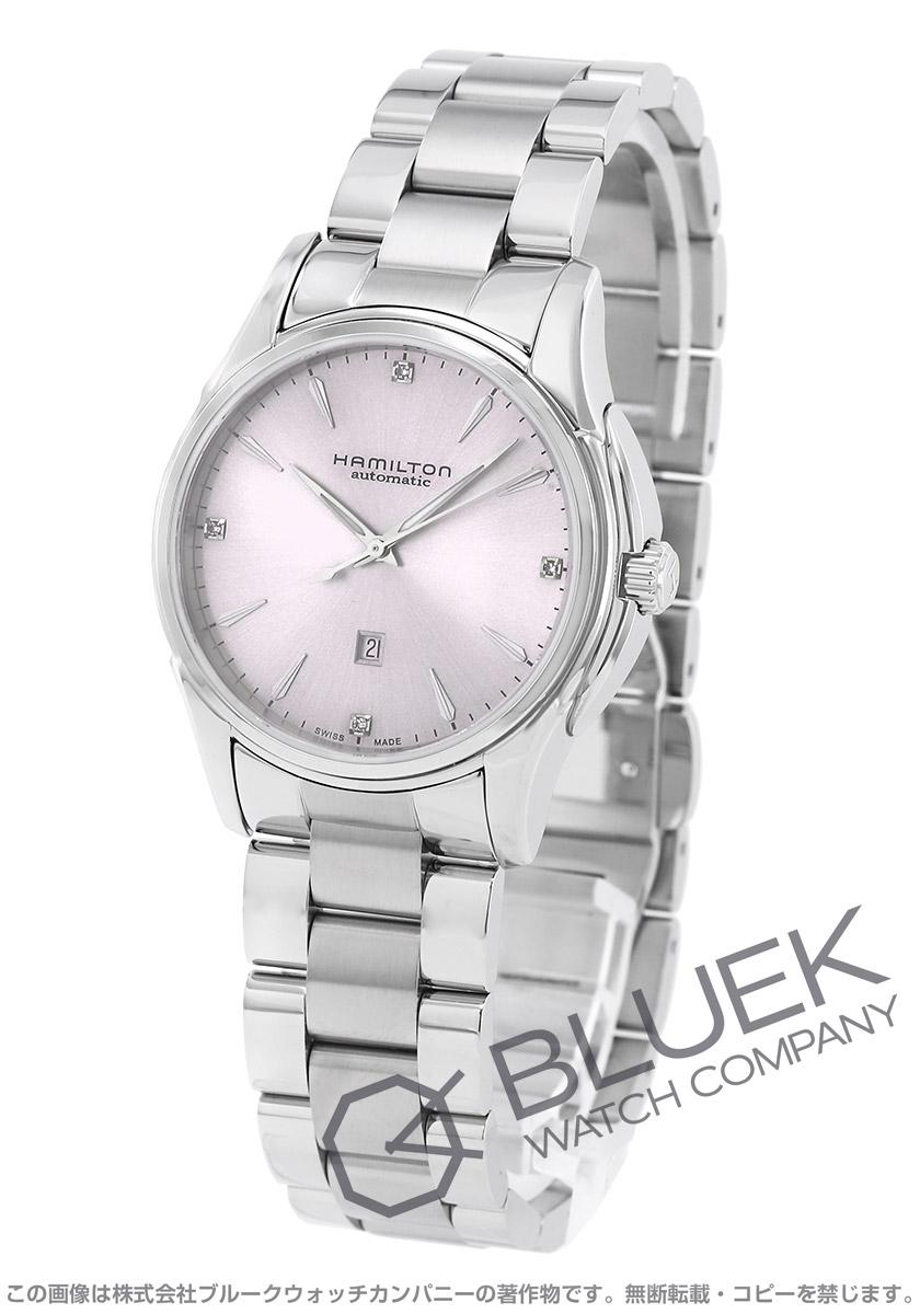 ハミルトン ジャズマスター レディ オート ダイヤ 腕時計 レディース HAMILTON H32315191