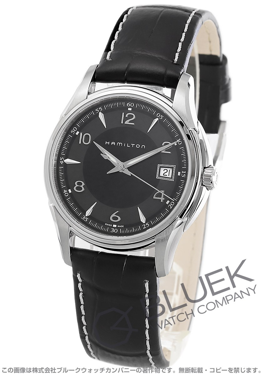 ハミルトン ジャズマスター ジェント 腕時計 メンズ HAMILTON H32411735