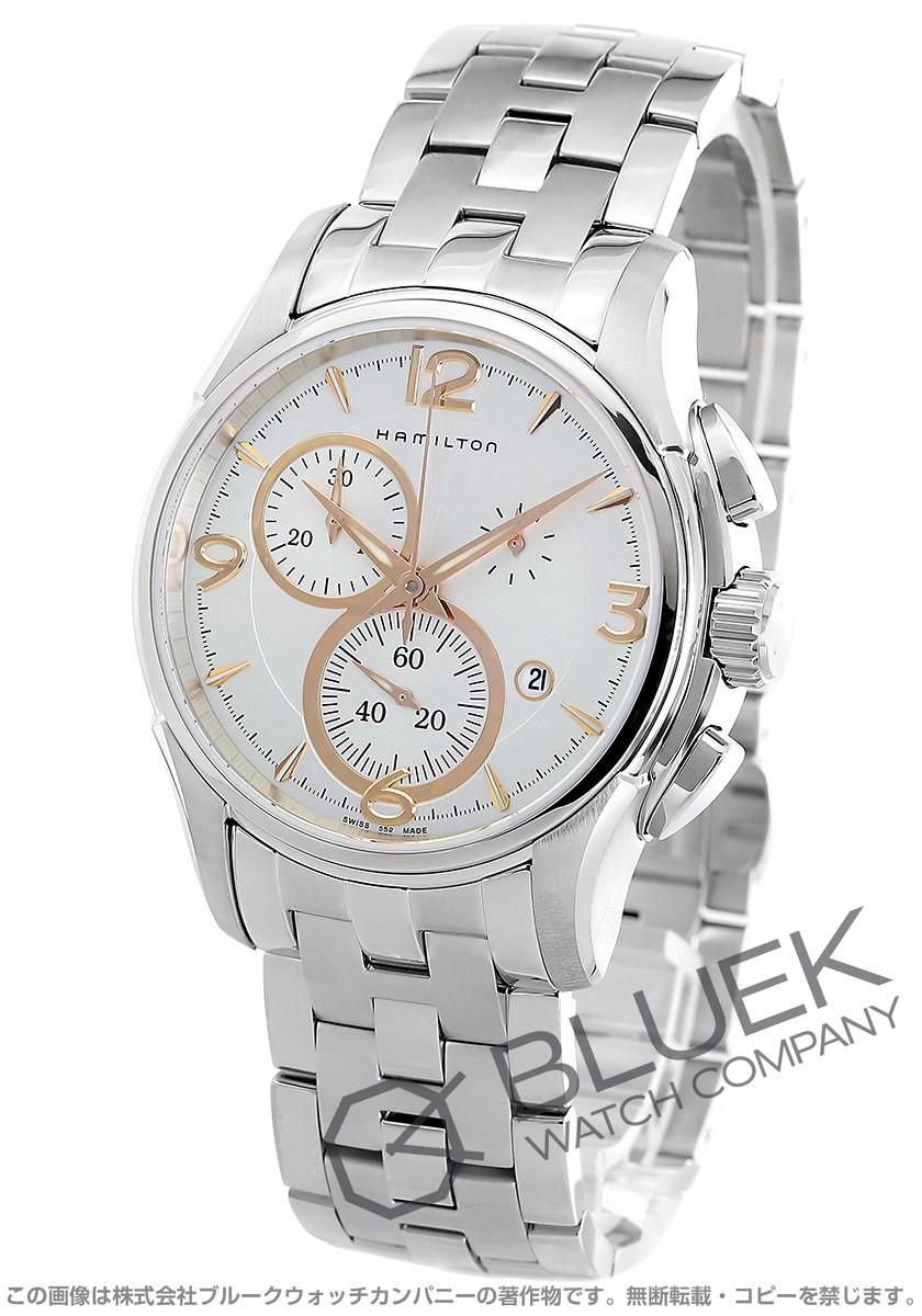 ハミルトン ジャズマスター クロノグラフ 腕時計 メンズ HAMILTON H32612155