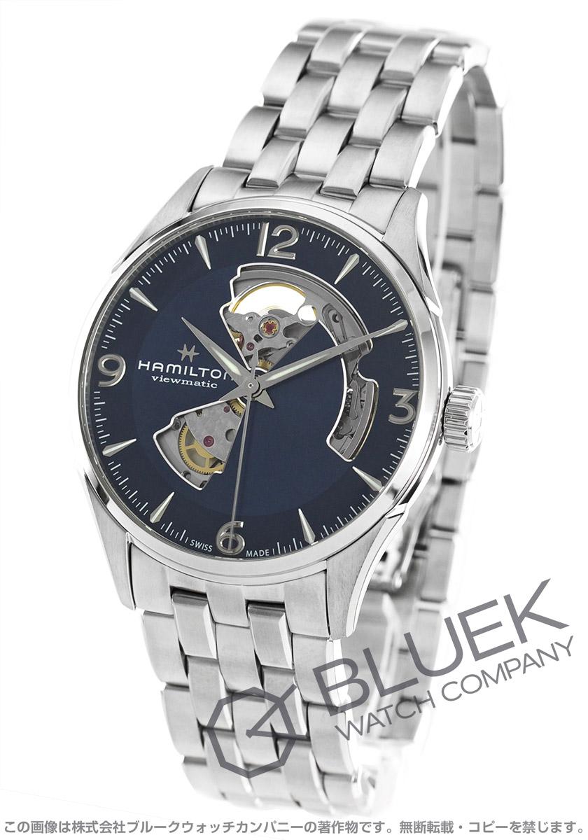 ハミルトン ジャズマスター ビューマチック オープンハート 腕時計 メンズ HAMILTON H32705141