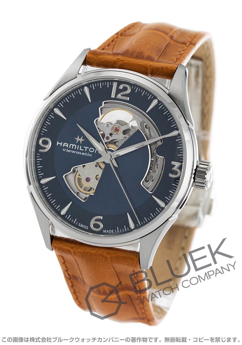 ハミルトン ジャズマスター ビューマチック オープンハート 腕時計 メンズ HAMILTON H32705541